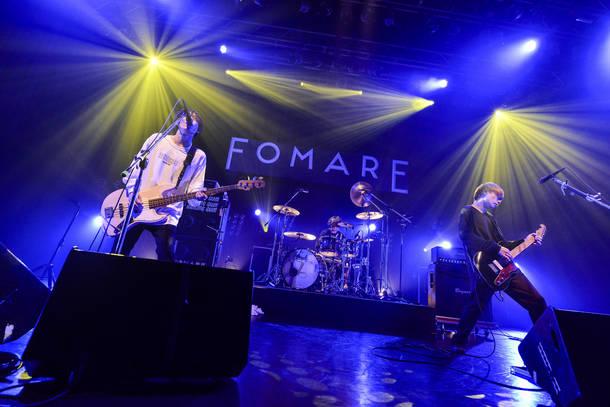 【FOMARE ライヴレポート】 『0.02 TOUR  ~君との距離が0になるよ~』 2018年12月4日 at TSUTAYA O-EAST