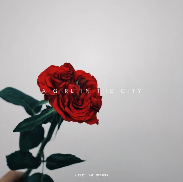配信限定EP『A GIRL IN THE CITY』
