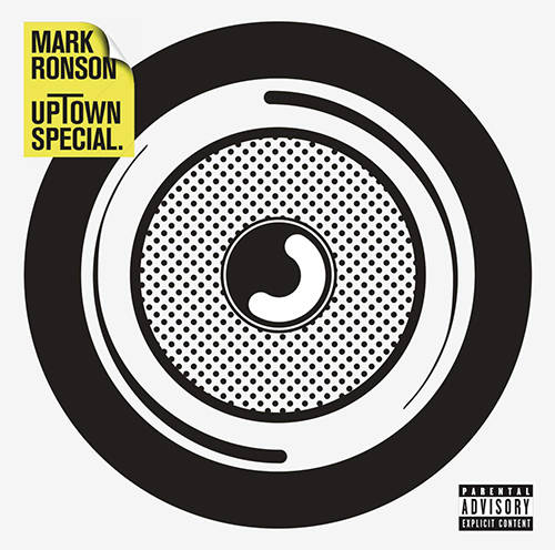 『Uptown Special』('15)/Mark Ronson