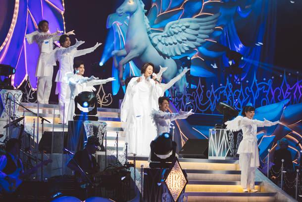 氷川きよし、20周年に日本武道館 2日間3公演を発表