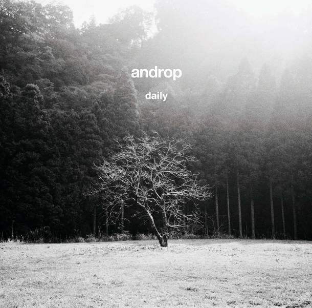 アルバム『daily』【通常盤】(CD)