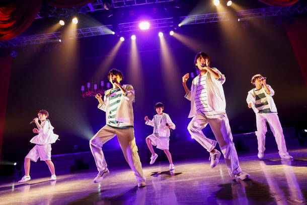 12月16日@AiiA 2.5 Theater Tokyo(BATTLE BOYS SENDAI)
