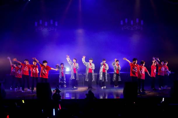 12月16日@AiiA 2.5 Theater Tokyo(BATTLE KiDS)