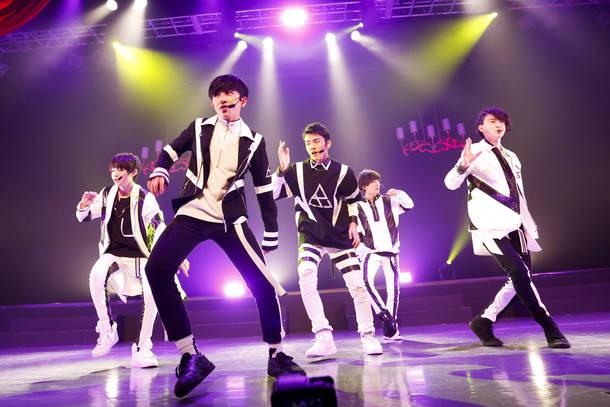 12月16日@AiiA 2.5 Theater Tokyo(BATTLE BOYS全国選抜)