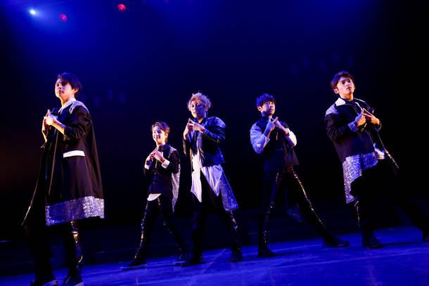 12月16日@AiiA 2.5 Theater Tokyo(ZeBRA☆BLACK)