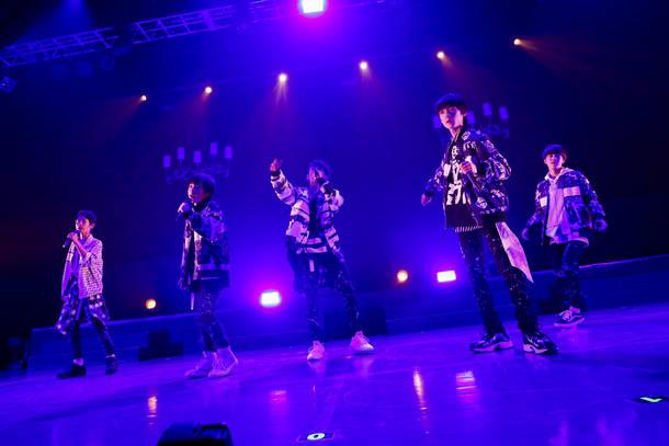 12月16日@AiiA 2.5 Theater Tokyo(BATTLE BOYS FUKUOKA)