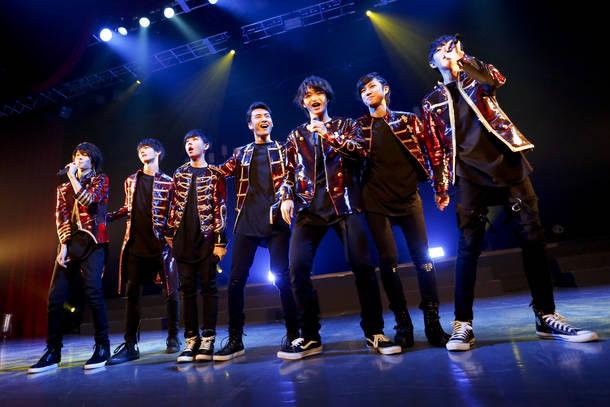 12月16日@AiiA 2.5 Theater Tokyo(BATTLE BOYS TOKYO)