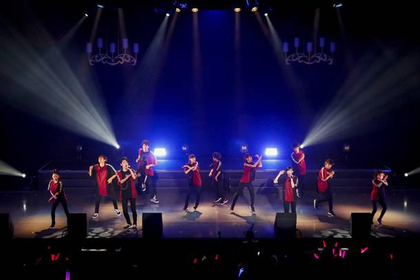 12月16日@AiiA 2.5 Theater Tokyo(DAN⇄JYO)