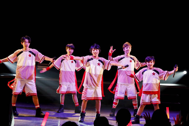 12月16日@AiiA 2.5 Theater Tokyo(ZeBRA☆RED)