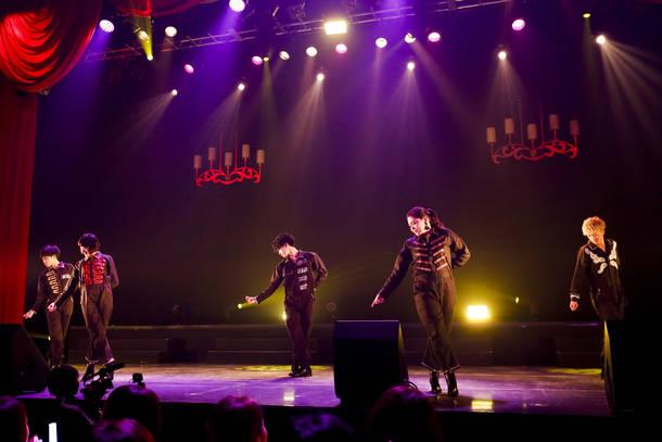 12月16日@AiiA 2.5 Theater Tokyo(超ボーカリストオーディション選抜)