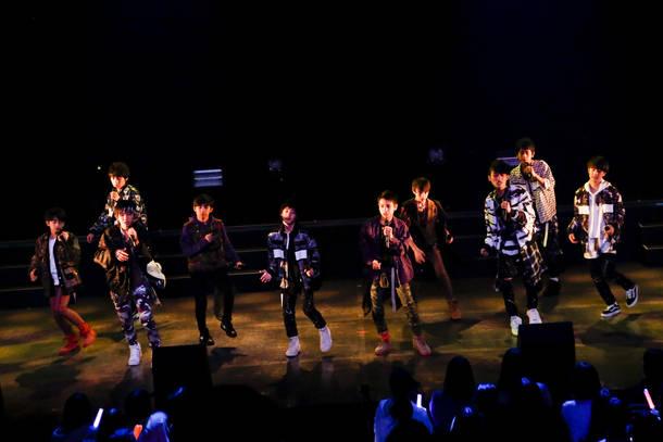 12月16日@AiiA 2.5 Theater Tokyo(BATTLE BOYS KYUSHU&OKINAWA)