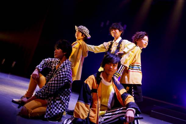 12月16日@AiiA 2.5 Theater Tokyo(BATTLE BOYS NAGOYA)