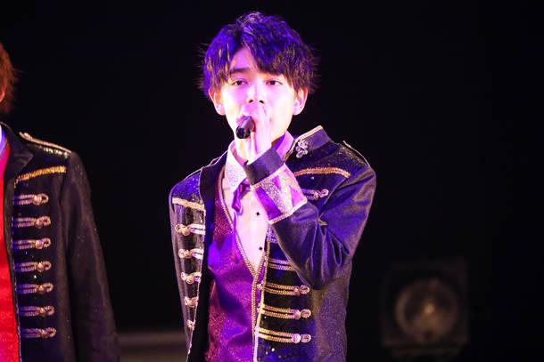 12月16日@AiiA 2.5 Theater Tokyo(M!LK)