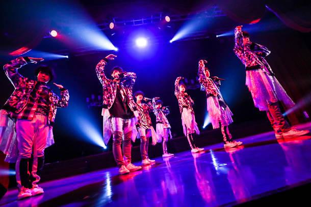 12月16日@AiiA 2.5 Theater Tokyo(BATTLE BOYS OSAKA)