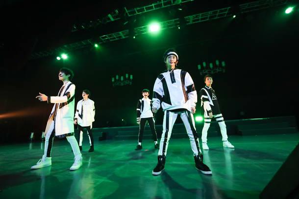 12月16日@AiiA 2.5 Theater Tokyo(BATTLE BOYS 全国選抜)