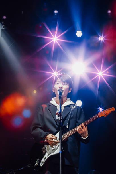 12月17日@幕張メッセ 国際展示場 ホール 9~11(星野源)photo by 西槇太一