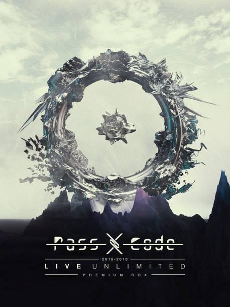 Blu-ray Box『PassCode 2016-2018 LIVE UNLIMITED PREMIUM BOX』