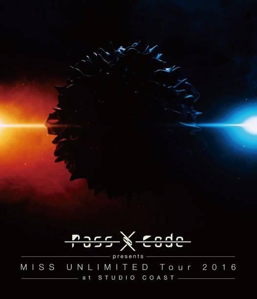 Blu-ray『PassCode MISS UNLIMITED Tour 2016 at STUDIO COAST』
