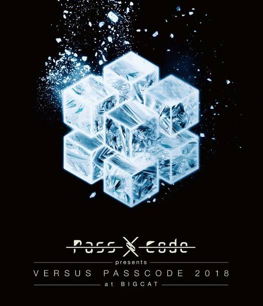 Blu-ray『PassCode presents VERSUS PASSCODE 2018 at BIGCAT』
