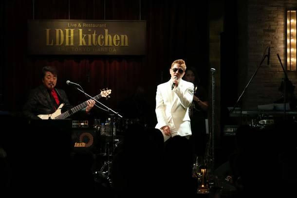 12月19日@ライブレストラン『Live & Restaurant LDH kitchen THE TOKYO HANEDA』