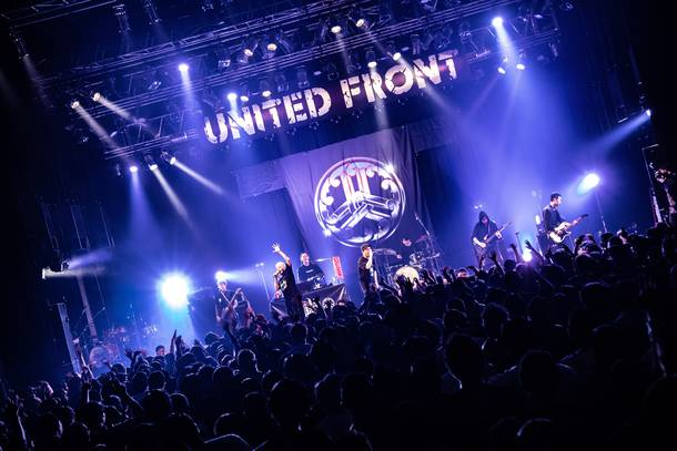 『Dragon Ash LIVE TOUR 「UNITED FRONT」』(山嵐)photo by TAKAHIRO TAKINAMI
