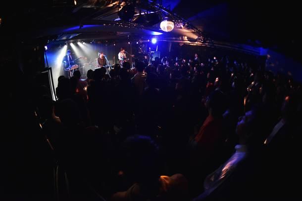 12月21日@渋谷TSUTAYA O-nest photo by AYATO.