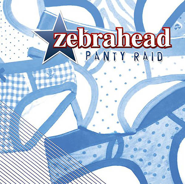 「All I Want For Christmas Is You」収録アルバム『PANTY RAID』/ZEBRAHEAD