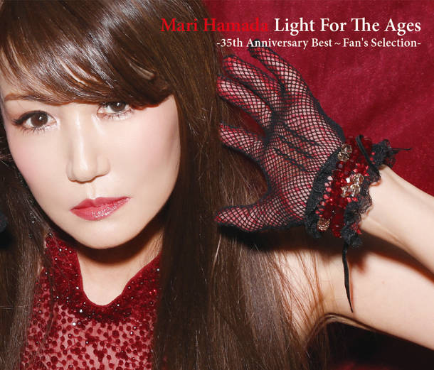 アルバム『Light For The Ages - 35th Anniversary Best ~Fan's Selection -』【通常盤】