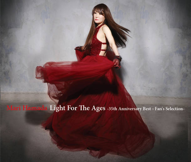 アルバム『Light For The Ages - 35th Anniversary Best ~Fan's Selection -』【初回盤】