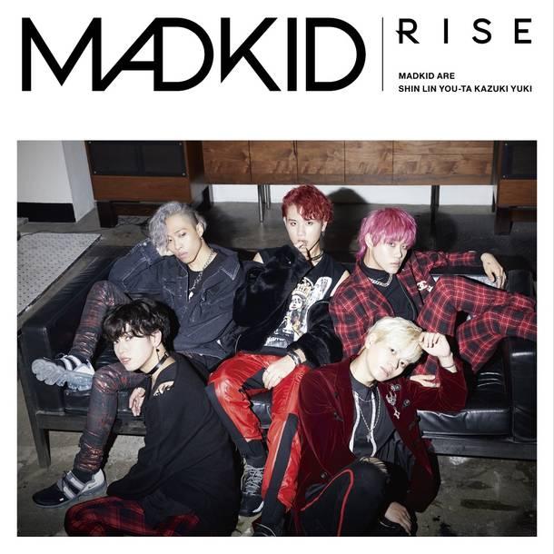 シングル「RISE」【Type-B】(CD)
