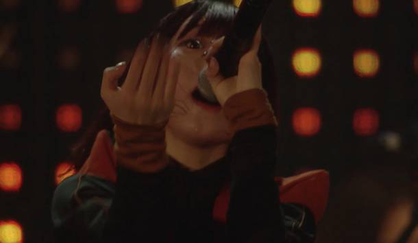 「NON TiE-UP」ライブ映像