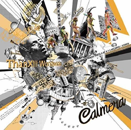 アルバム『ThanX!!! Worldwide.』/Calmera