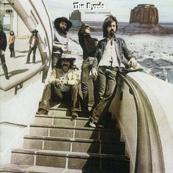 『Untitled』('70)/The Byrds