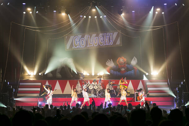 【Gacharic Spin ライブレポート】 『Gacharic Spin TOUR 2018 「Go Luck!」TOUR FINAL』 2018年12月23日  at TBS赤坂ACTシアター