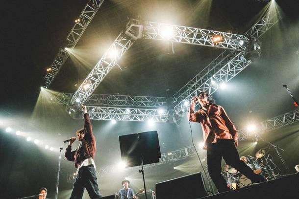 12月30日(日)@『COUNTDOWN JAPAN 18/19』 photo by 鈴木友莉