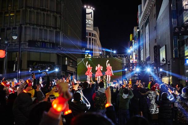 コラボレーションプロジェクト『FUTURE-EXPERIMENT VOL.04 その瞬間を共有せよ。』(渋谷)