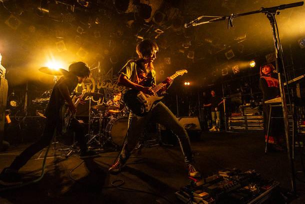 2018年12月20日 at 渋谷CLUB QUATTRO