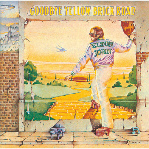 『Goodbye Yellow Brick Road』('73)/Elton John