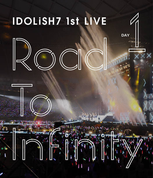 Blu-ray&DVD『Road To Infinity』【Blu-ray DAY 1】