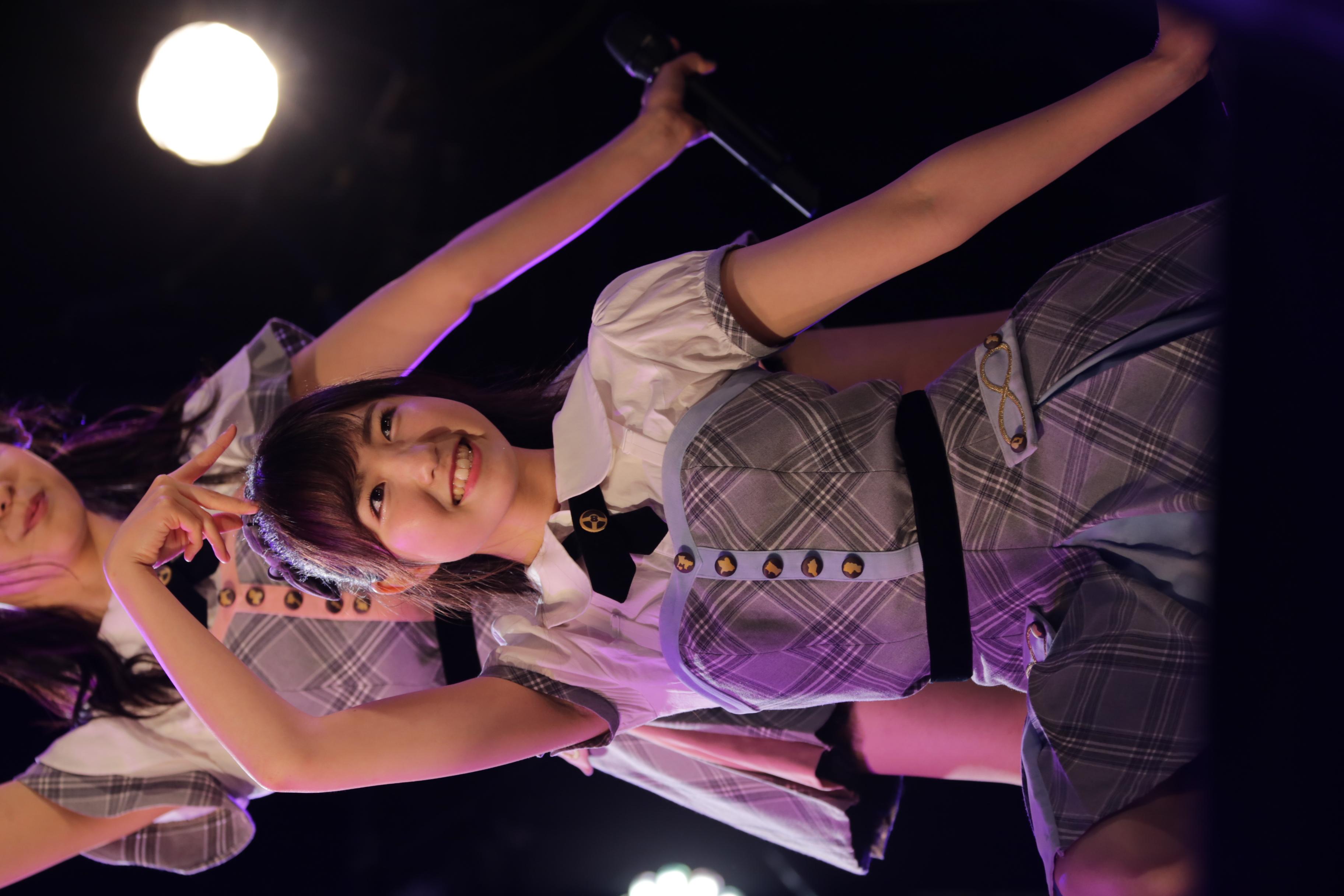 「アイドル横丁夏まつり!!〜2018〜」での本田仁美