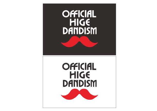 Official髭男dism ロゴ