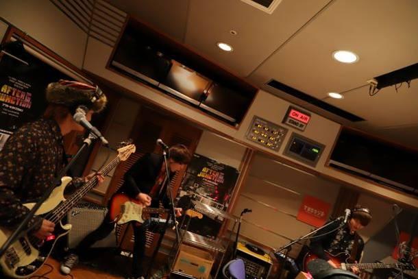 TBSラジオ『アフター6ジャンクション』収録模様