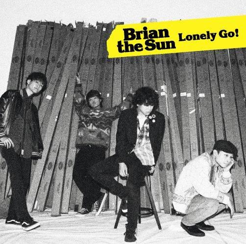 シングル「Lonely Go!」【通常盤】(CD)