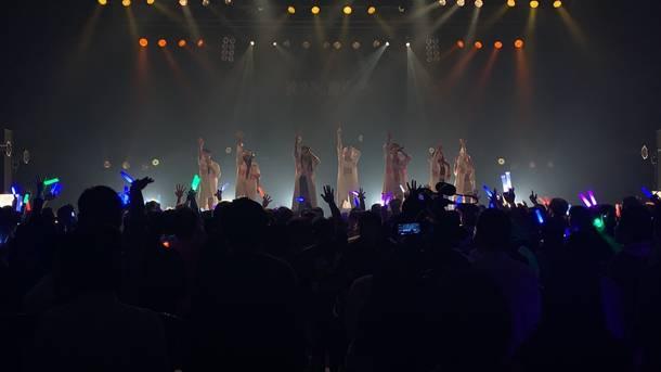 2019年1月9日 at TSUTAYA O-EAST