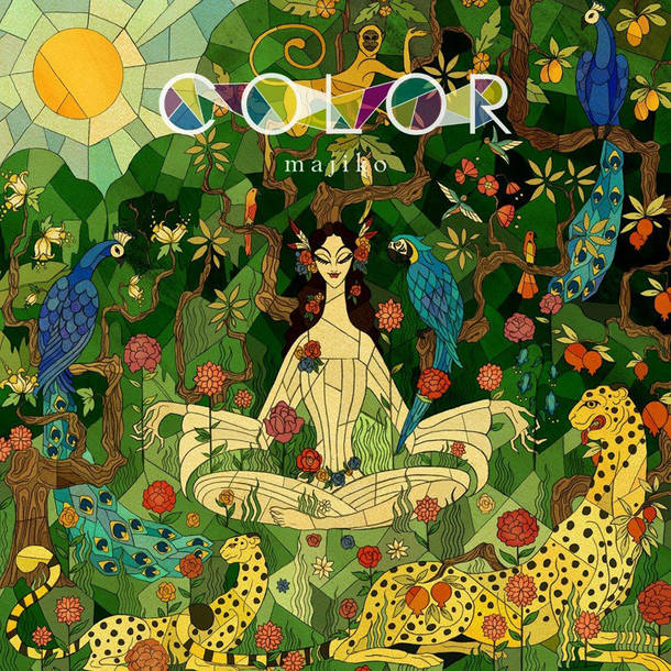 EP『COLOR』【限定盤】(CD+DVD)