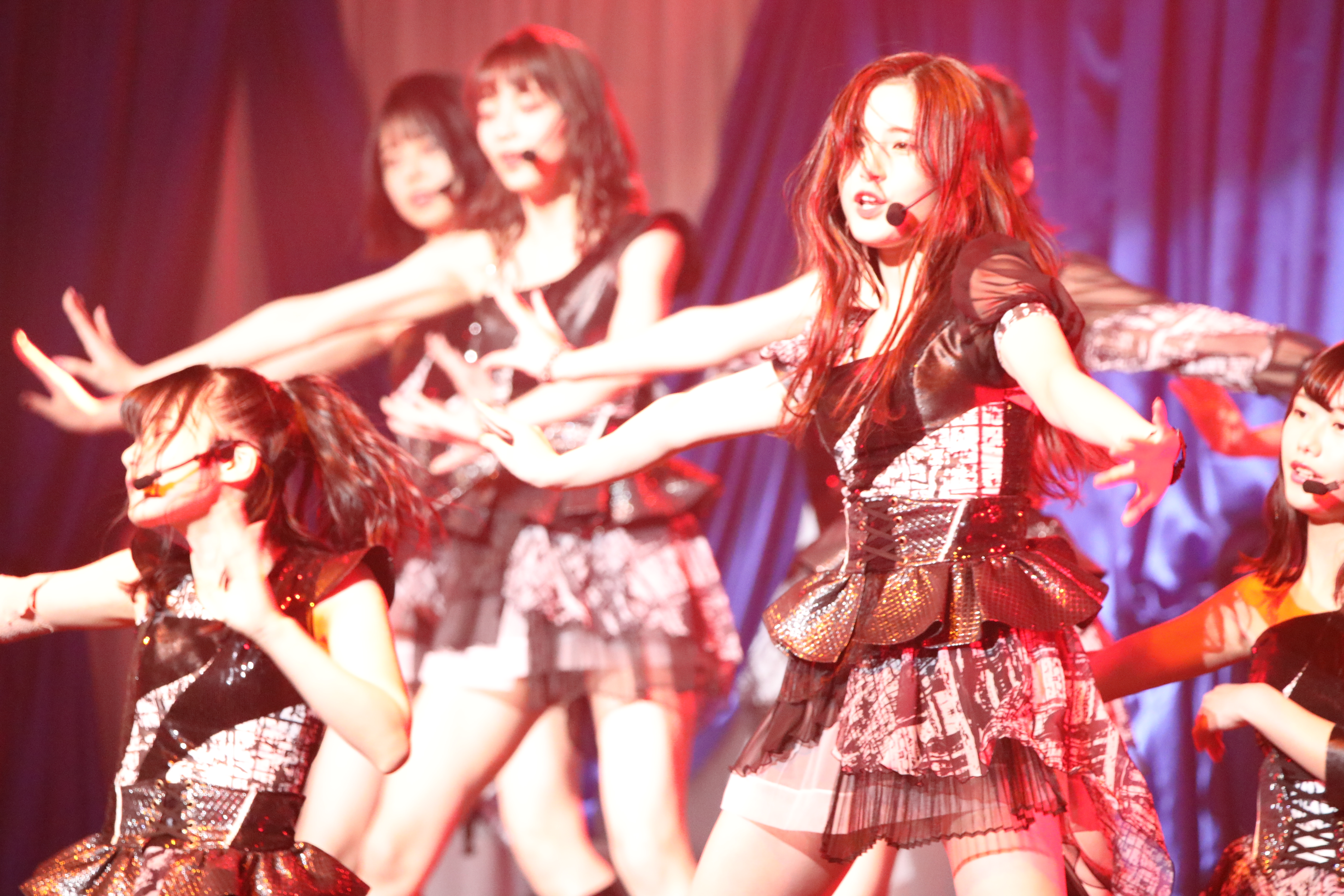「AKB48チームA単独コンサート~美しき者たち~」での谷川聖