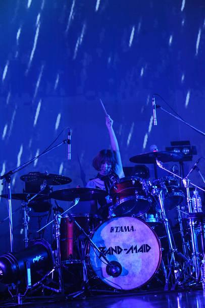 1月12日@東京・新木場STUDIO COAST photo by MASANORI FUJIKAWA