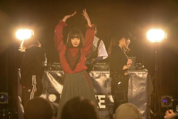 1月14日@渋谷WWW photo by RENSHER JAPAN