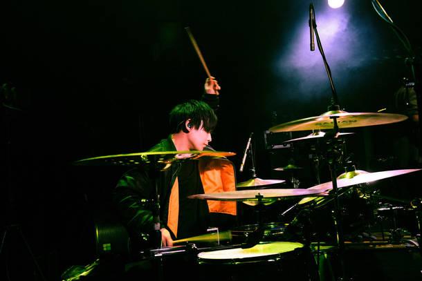 2019年1月13日 at 渋谷WWW Photo by Daisuke Miyashita