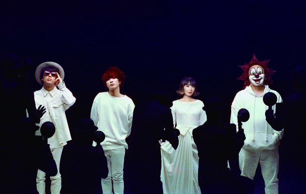 SEKAI NO OWARI アルバム『Lip』アーティスト写真